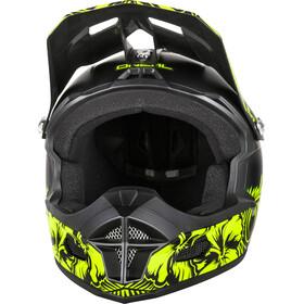 O'Neal Fury RL Helmet maui black/neon yellow